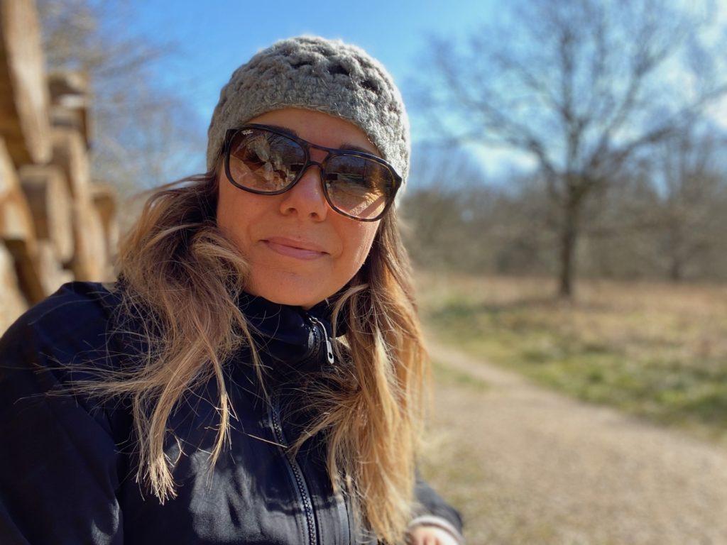 Vivian i Bognæs Skov