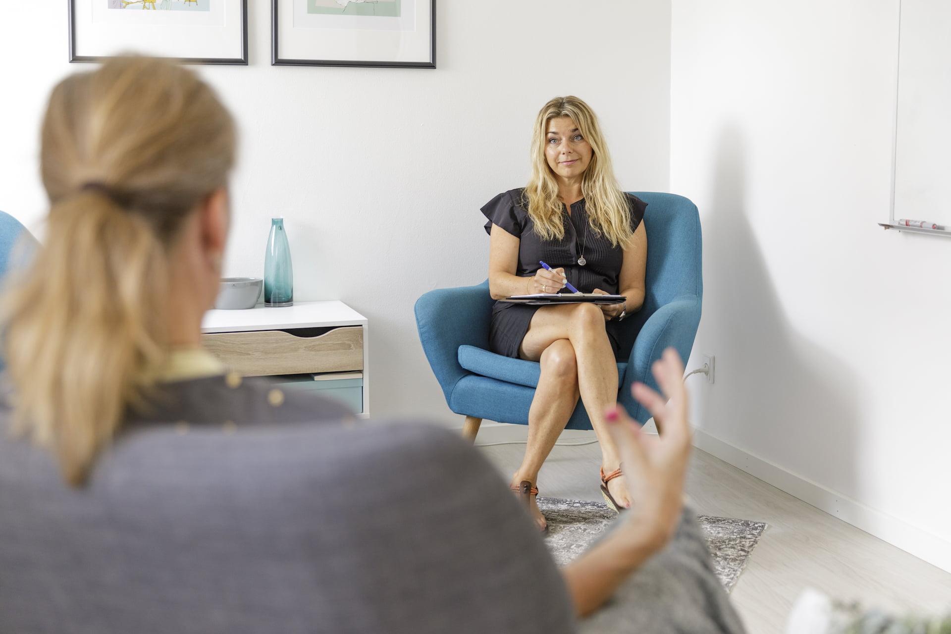 terapi og coaching