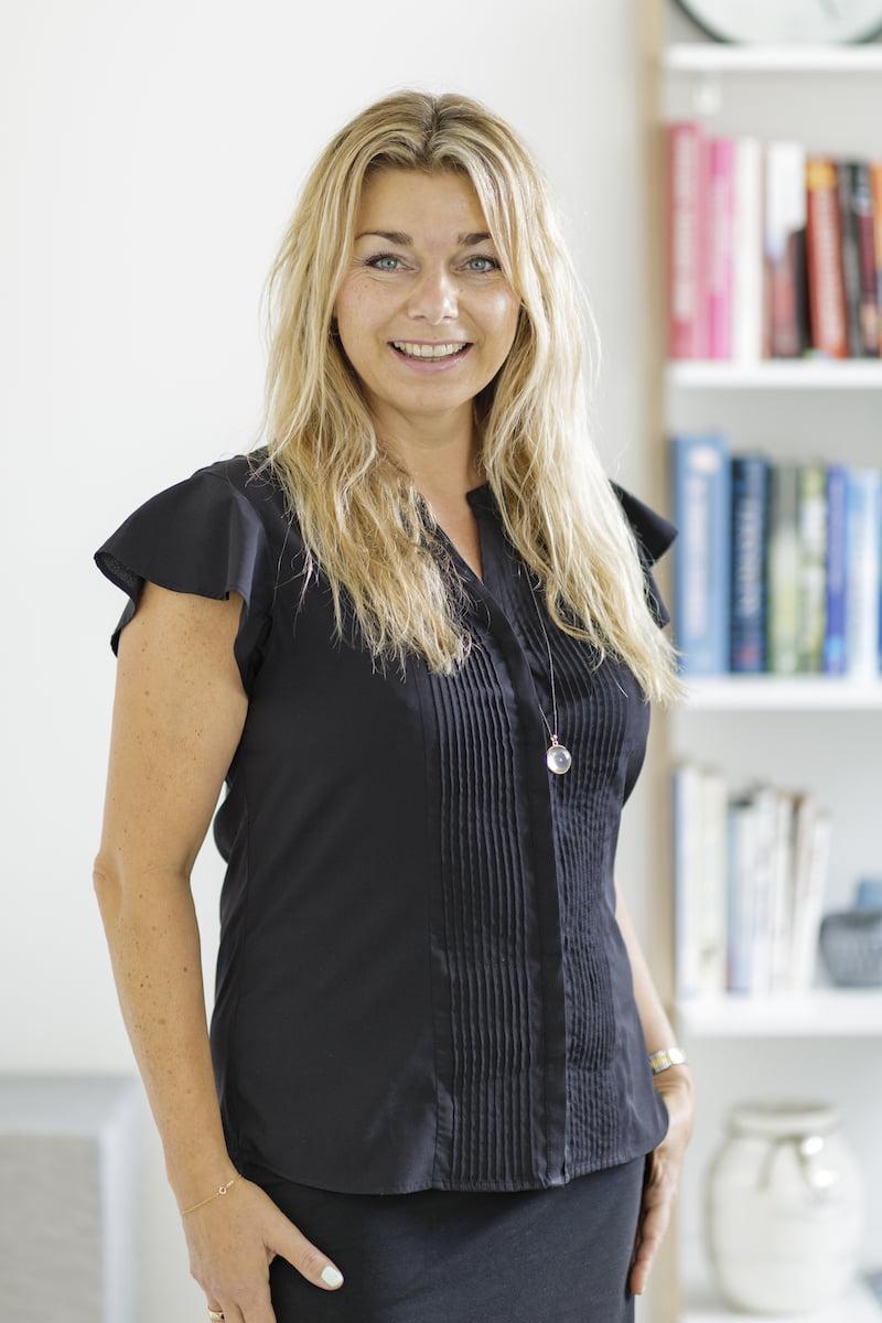 Psykoterapeut Vivian Lund Hansen