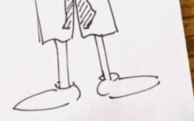Tisse i bukserne effekten